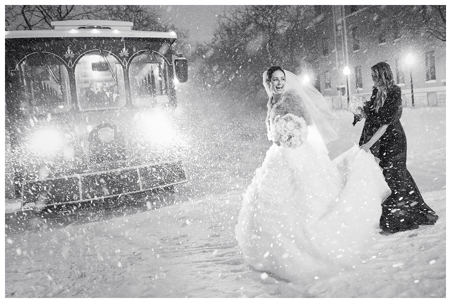 Winter Wedding Tips For Photographers
